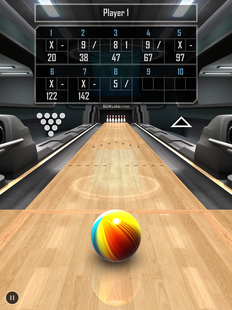 Bowling 3d Extreme Ios Android Macos Eivaagames