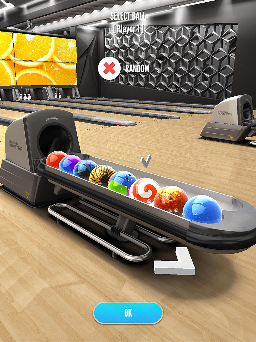 Bowling 3D Master - iOS, Android - EivaaGames