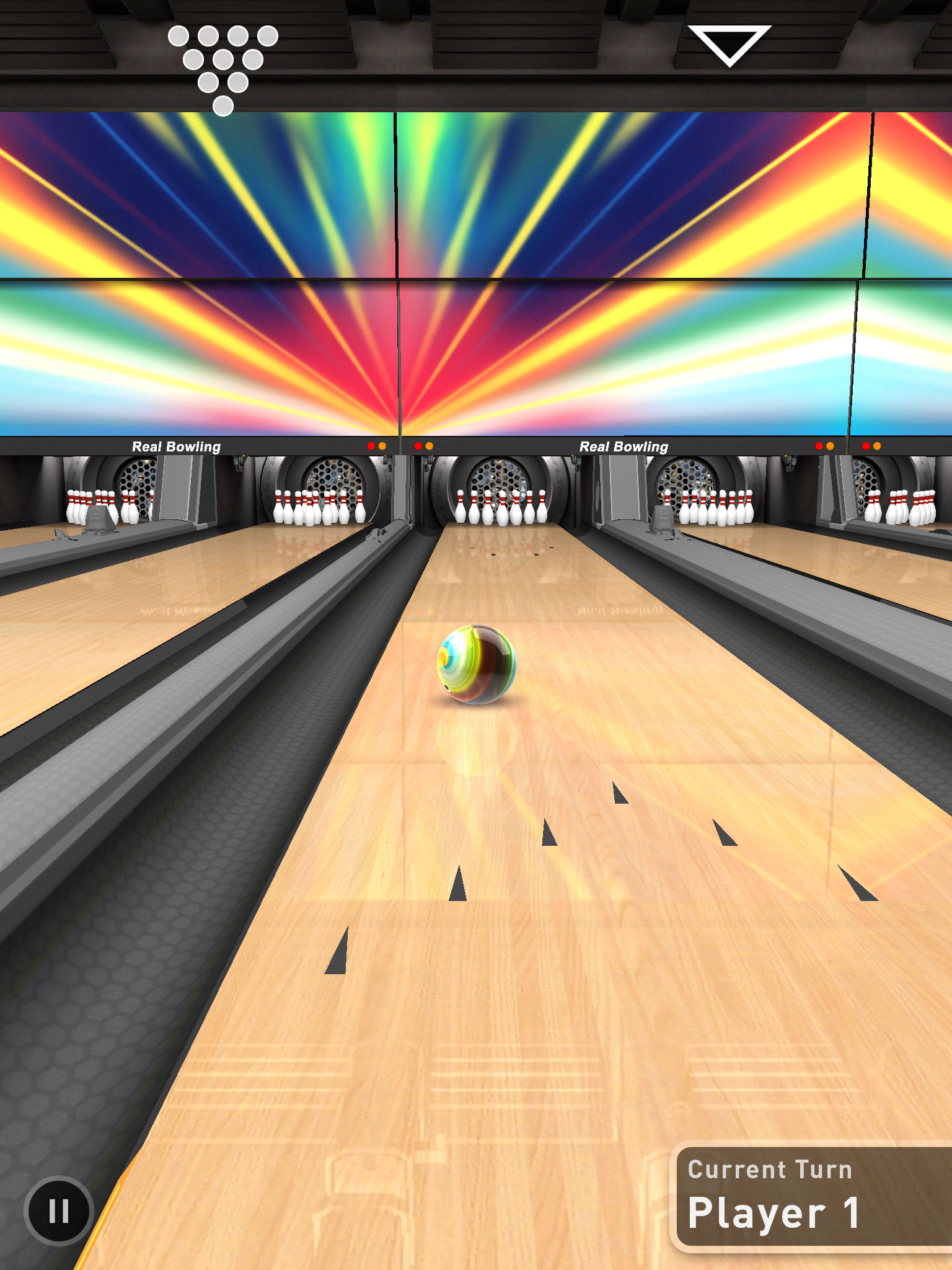 Real Bowling 3D - iOS, Android - EivaaGames